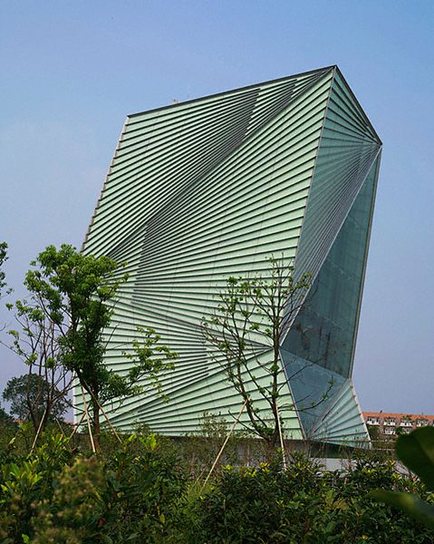 centre for sustainable energy technologies, ningbo, china - mario cucinella architects