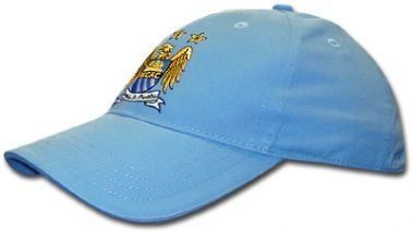 29d06b9480d Man City Crest Baseball Cap by Manchester City F.C..  12.78. This official  Manchester City
