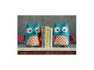 Skip Hop Zoo Bookends-Owl