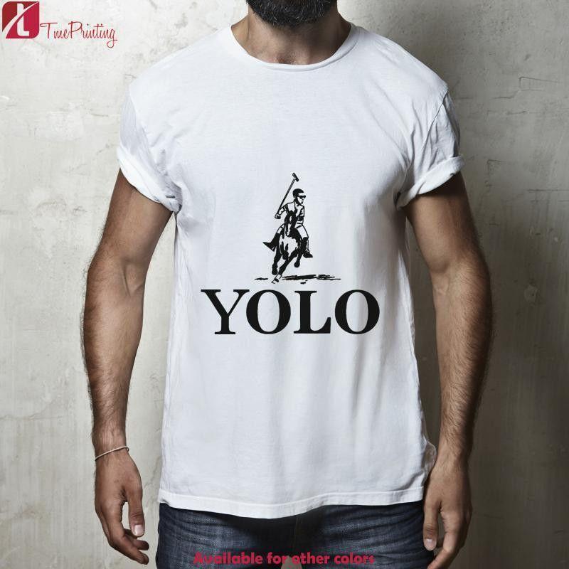 Drake Yolo Polo for Men T-Shirt, Women T-Shirt, Unisex T-Shirt   Supernatural Style