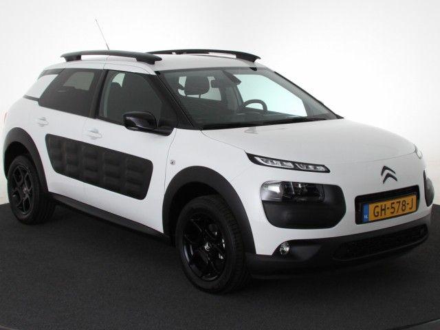 Citroën C4 Cactus 1.2 PureTech Shine All in 369 per maand , Navi