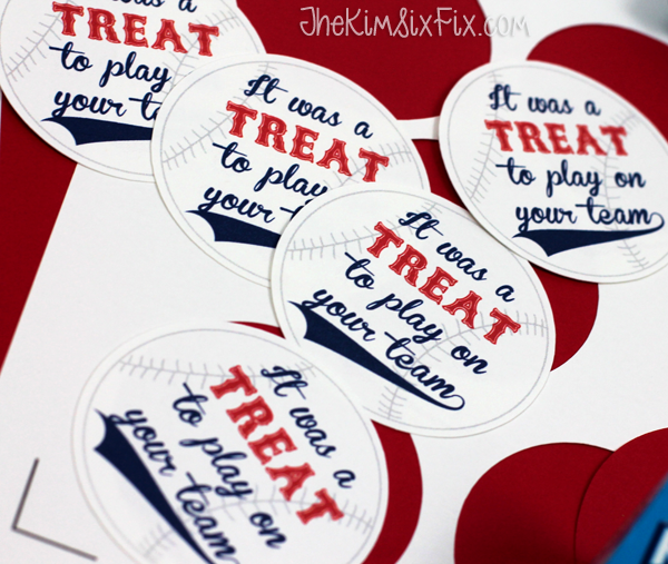 Rice Krispies Team Treats (with Free Printable Gift Tags) | Rice ...