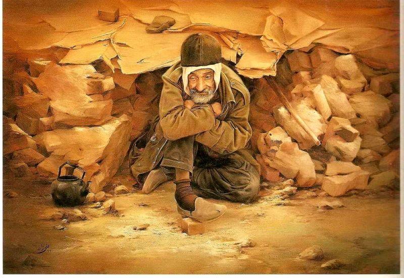 Fine Paintings Of The Artist Mehdi Alizadeh Painting Art Artist