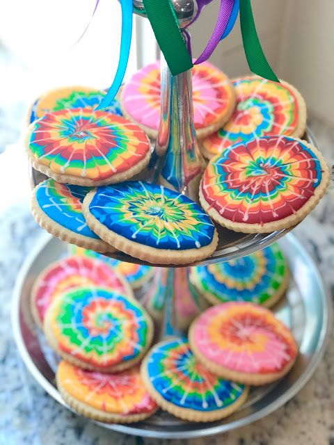 Tie-Dye Birthday Party