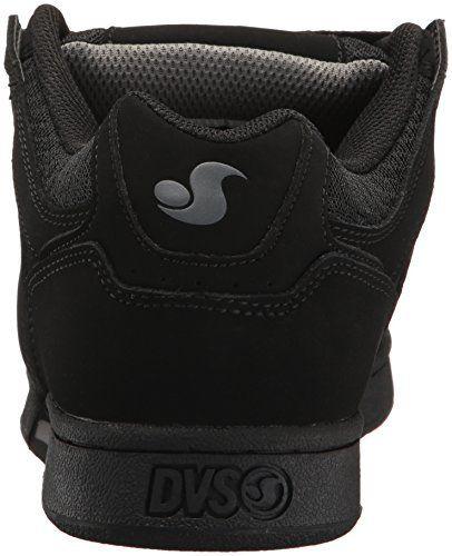 quality design 89a6a 707bf DVS Men s Celsius Skate Shoe, Black Black Nubuck, 11 Medium US  Action