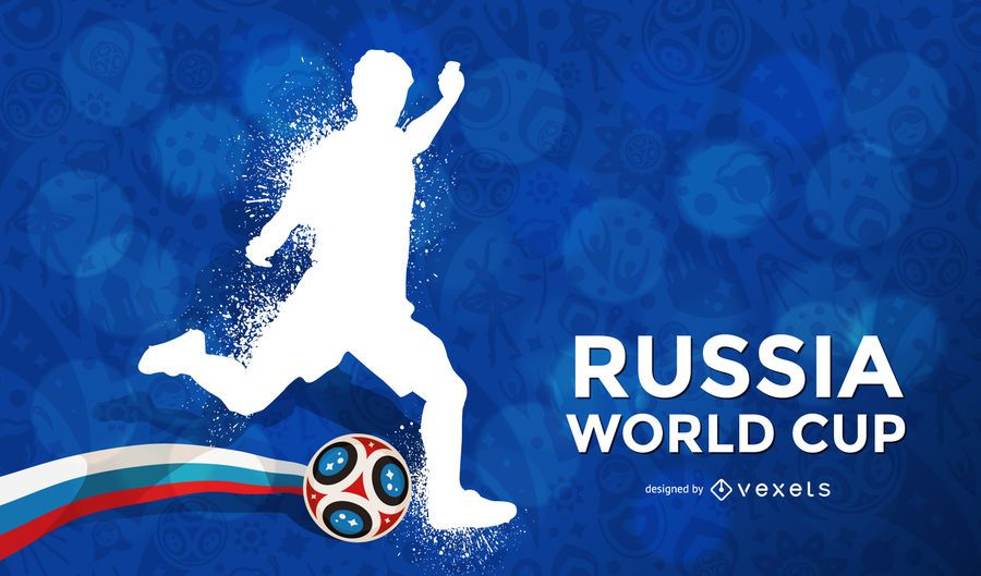 Russia World Cup Background Ad Ad Ad World Cup Background Russia In 2020 Russia World Cup World Cup Business Card Template Psd