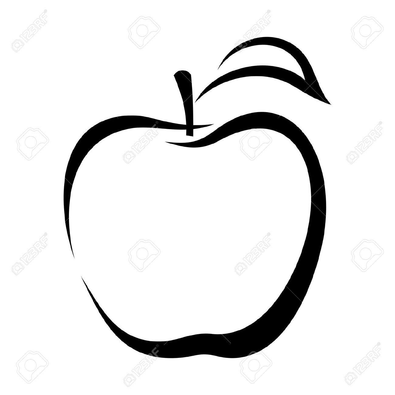 Vector Apple Google Search Apple Outline Apple Icon Apple Vector