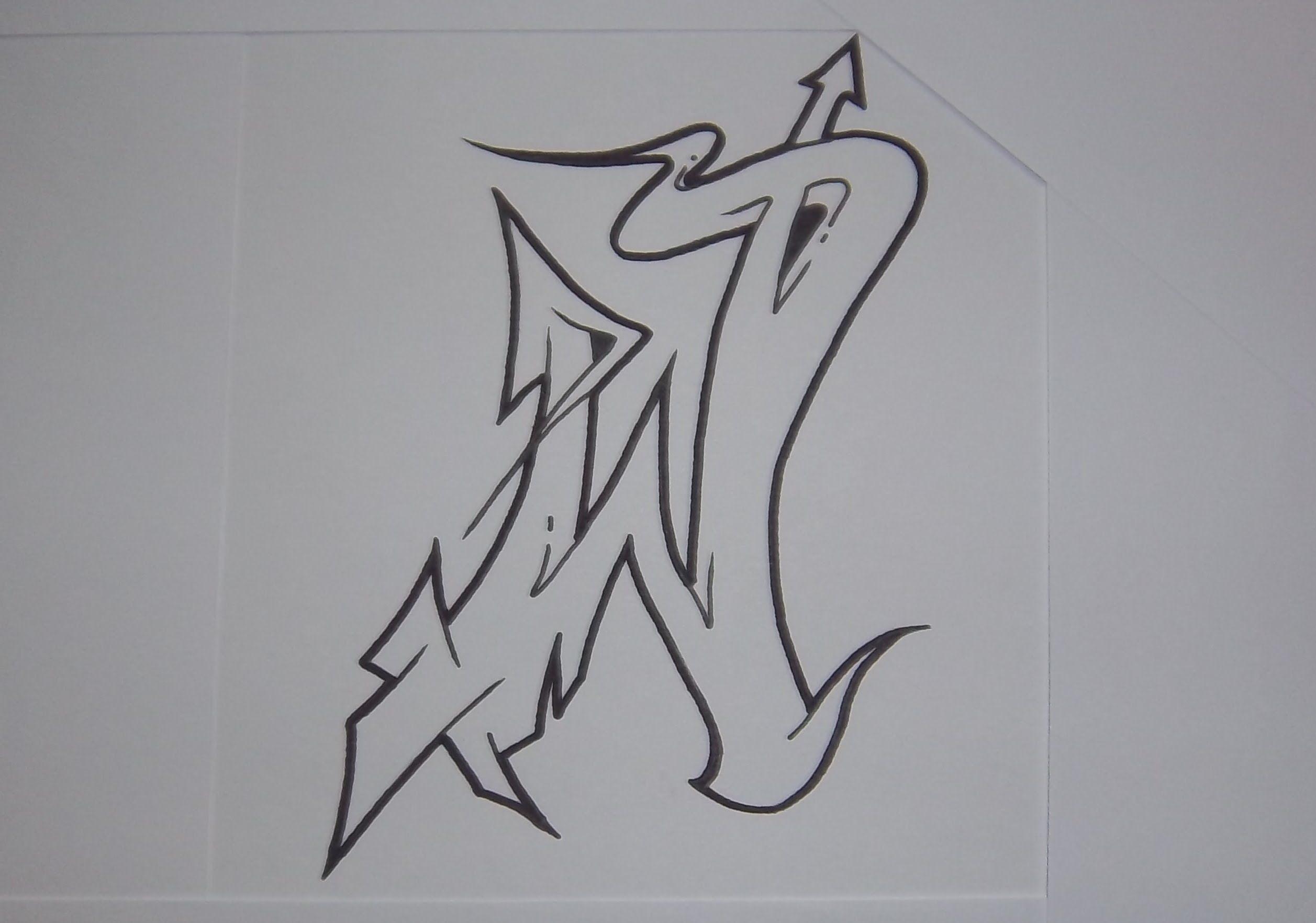 Alphabet Graffiti N 1 Semi Wildstyle Letters Hd Youtube Graffiti Lettering Graffiti Lettering Alphabet Graffiti Text