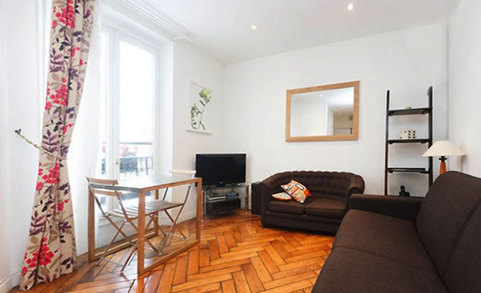 Gren17 Flat Near Eiffel Tower 1 Bedroom Furnished Apartment One Bedroom Apartment 1 Bedroom Apartment