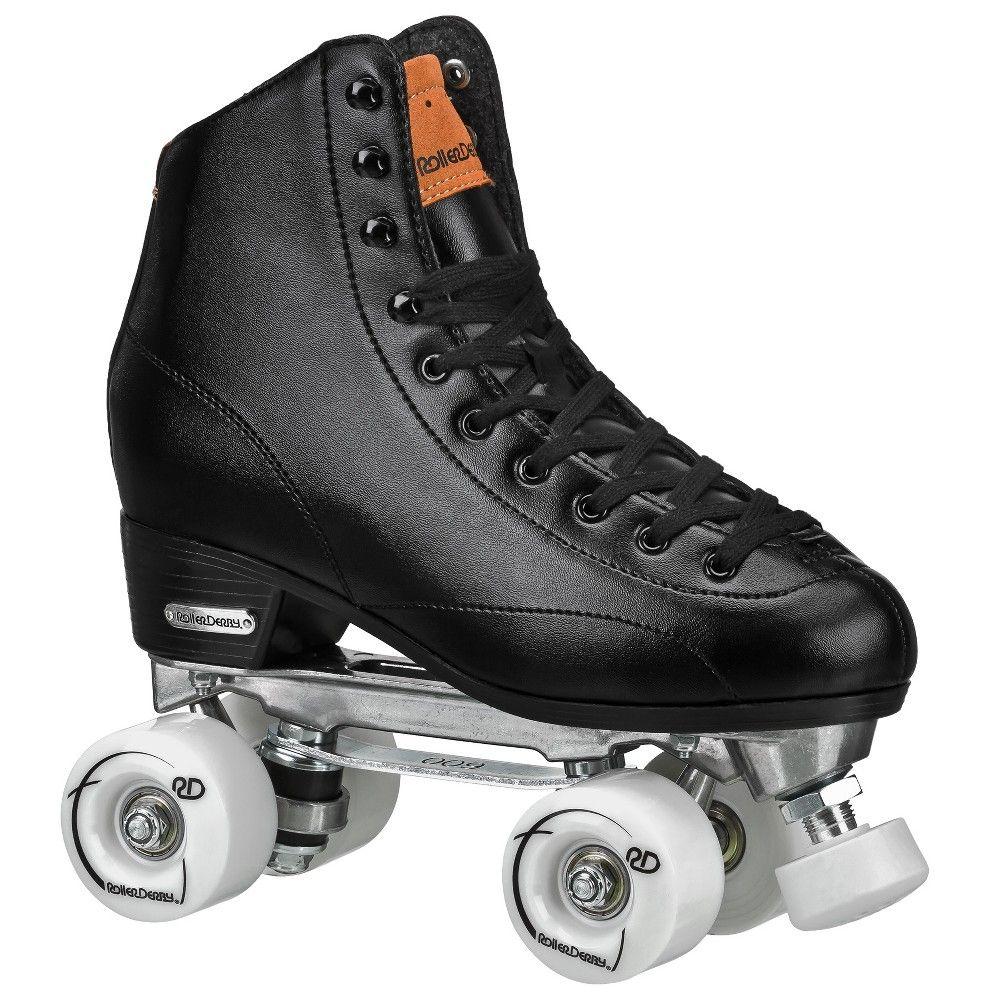 Roller Derby Cruze Xr Hightop Men S Roller Skate Size 11 Roller Derby Skates Black Roller Skates Derby Skates