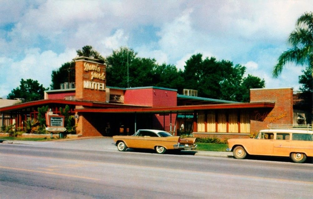 Vincent S Restaurant Colorado Springs C1970 S Roadside Attractions Vintage Hotels Local Architects