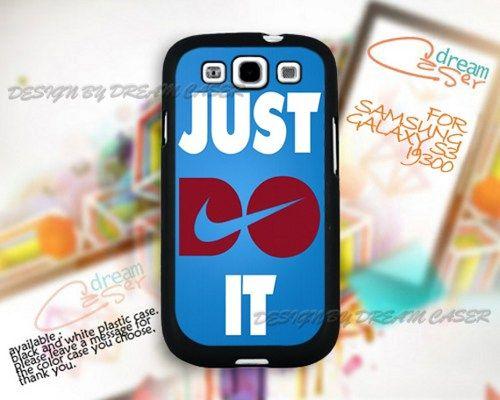 Just Do It Nike - Print On Hard Case Samsung Galaxy S3 i9300