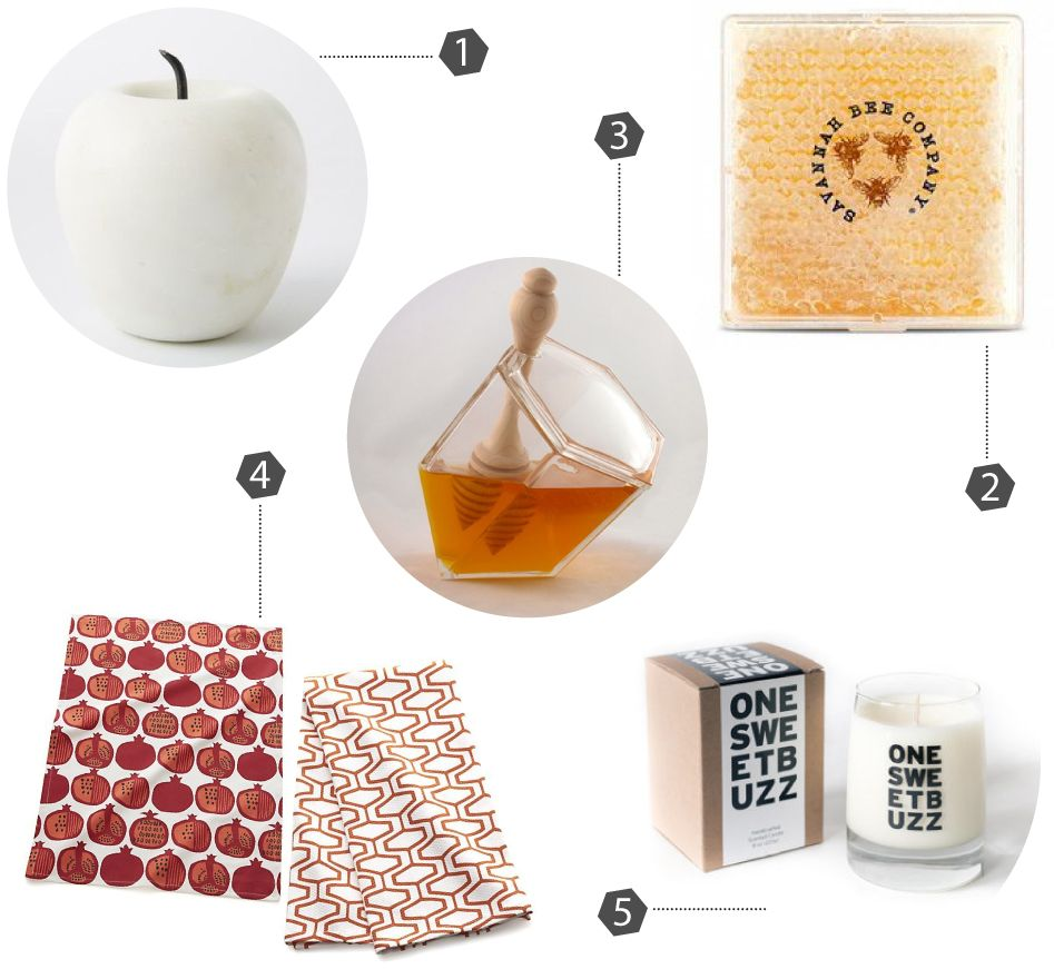 A Feteful Life: Rosh Hashanah Hostess Gifts
