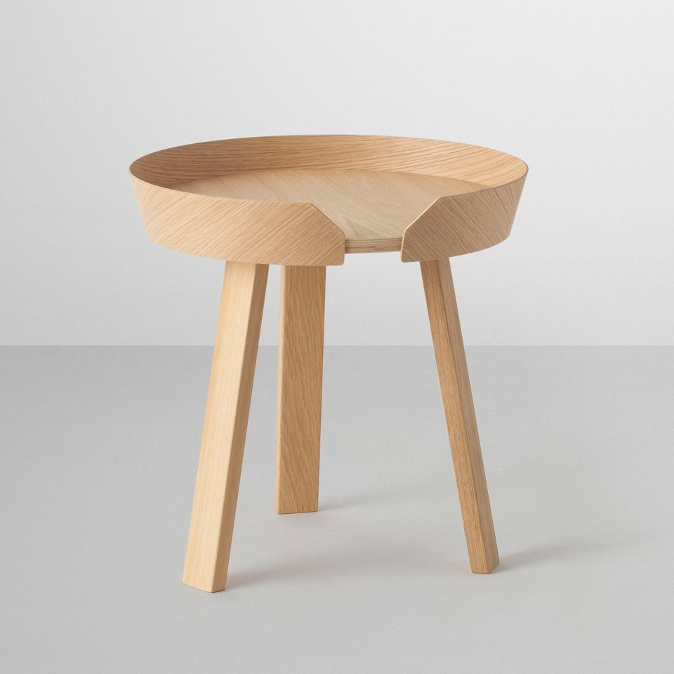 Stupendous Muuto Around Coffee Table Oak Surrounding Australia 4 My Pabps2019 Chair Design Images Pabps2019Com