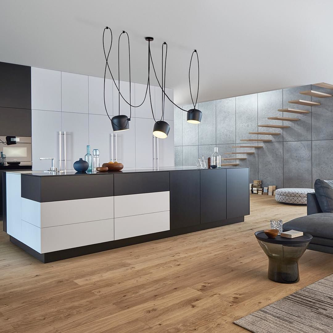 Timelessly elegant. BONDI kitchen by @leichtkuechen Find more on ...