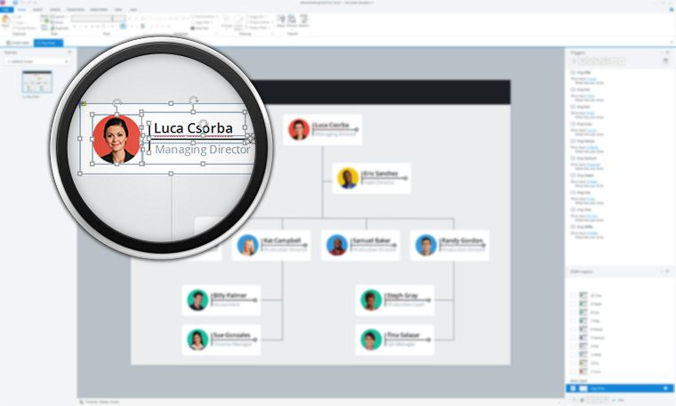 Storyline 2: Interactive Org Chart | Learning Resources/Tools ...