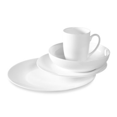 Tabletops Unlimited Monarque Bone China 16-Piece Dinnerware Set  sc 1 st  Pinterest & Tabletops Unlimited Monarque Bone China 16-Piece Dinnerware Set ...