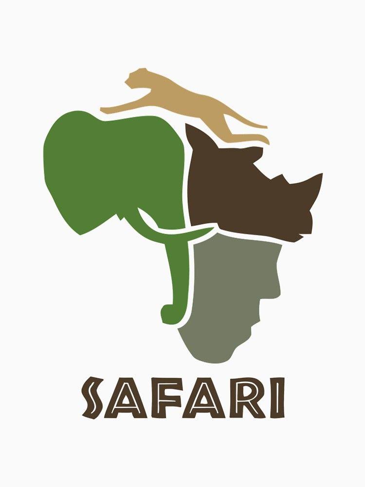 Africa Rhino From Tanzania Men/'s Tee Image by Shutterstock