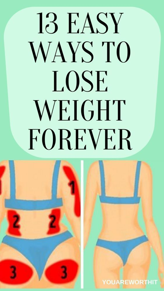 13 safe and effective ways to lose weight fast and for good | need to lose weight fast| best way to...