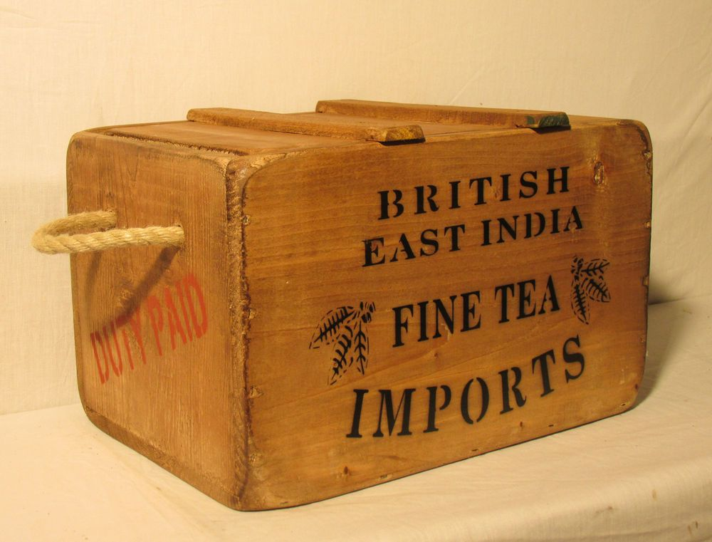 British Tea Chest Google Search Matthews 8th Birthday