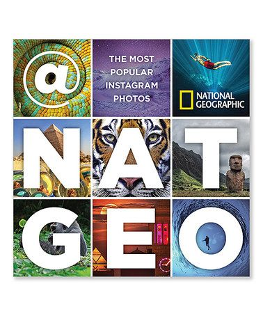 This @NatGeo Hardcover is perfect! #zulilyfinds