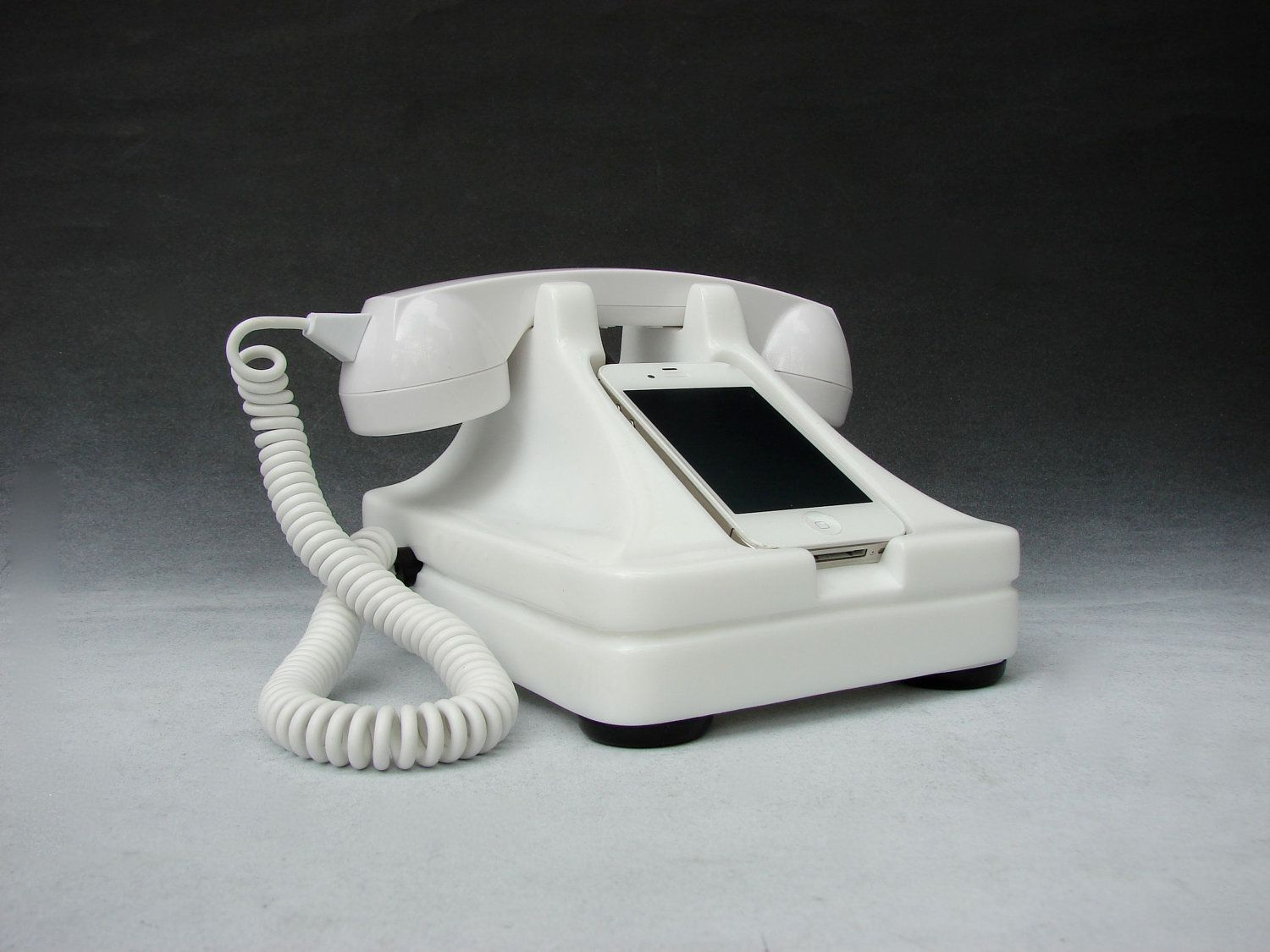 iRetrofone Classic White