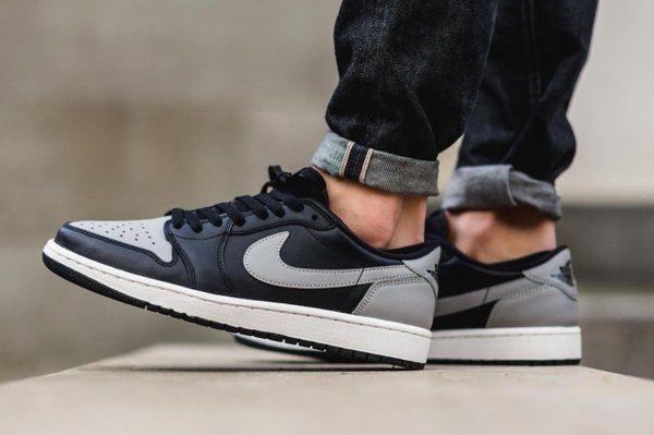 Air Jordan 1 Low Shadow - Kicks Links | Sneakers men fashion ...