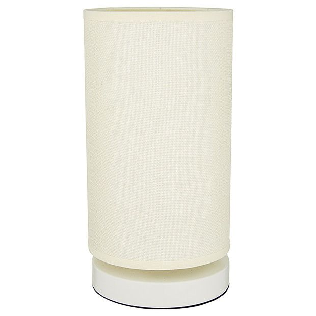 Hardy Open Top Touch Lamp - White | Giftery and Gadgetry ...