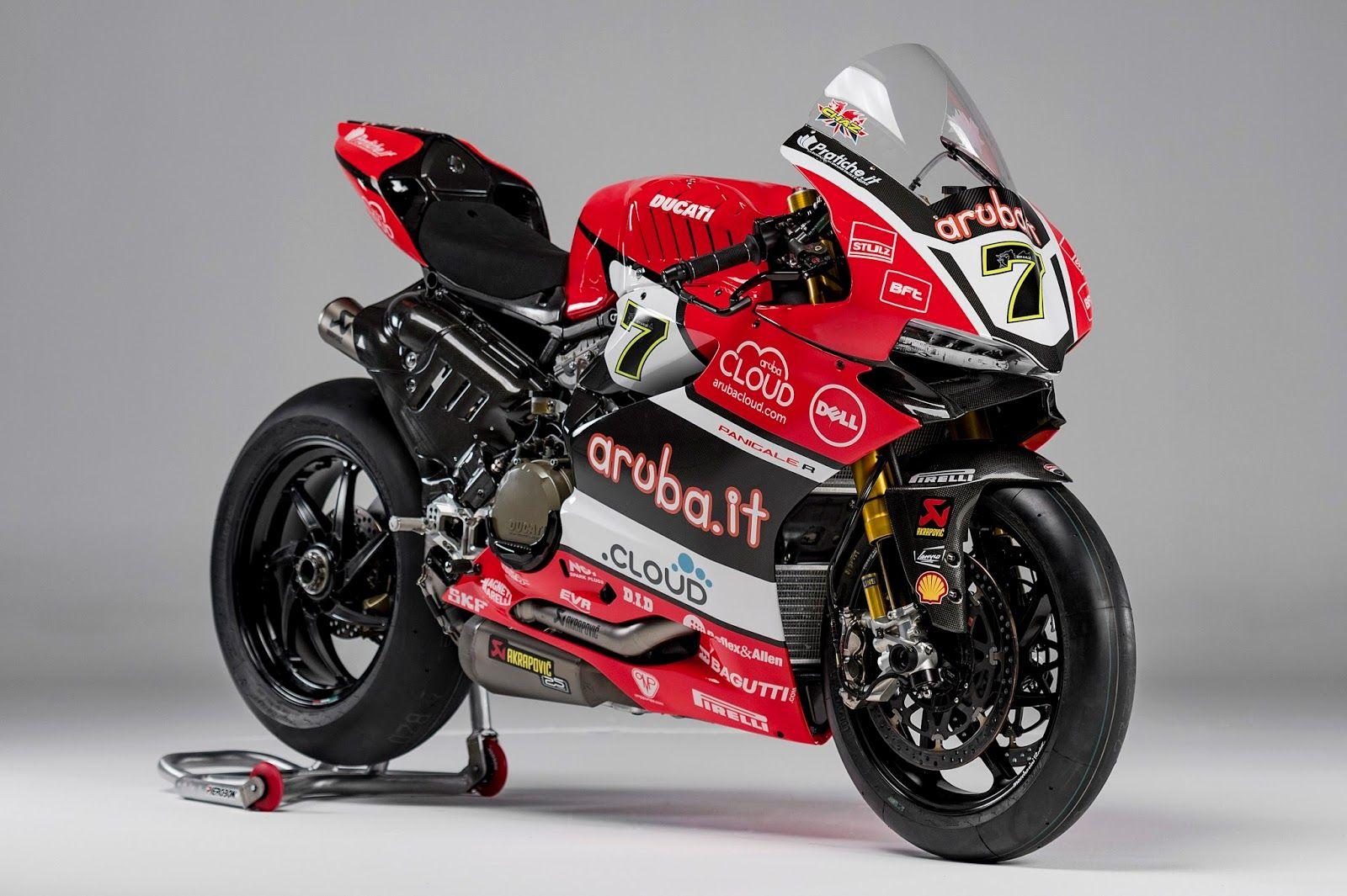 Racing Cafè: Ducati 1199 Panigale R Team Aruba.it Racing - Ducati WSBK 2016