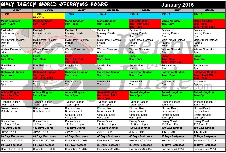 Disney World Crowd Calendar January 2020 | Crowd calendar ...