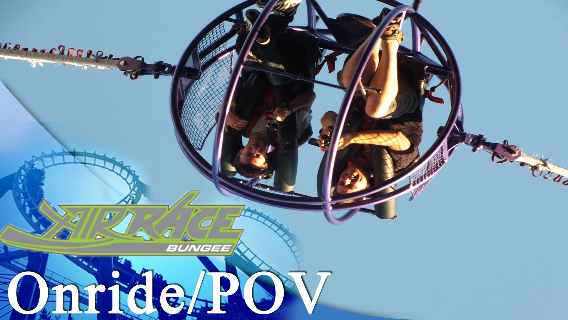 Konga Küchenmeister ~ Air race bungee on offride mo de vries tilburgse kermis