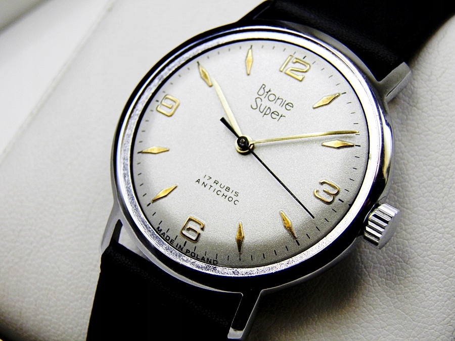 Polski Zegarek Blonie Super Vintage 8814893462 Oficjalne Archiwum Allegro Omega Watch Watches Jaeger Watch