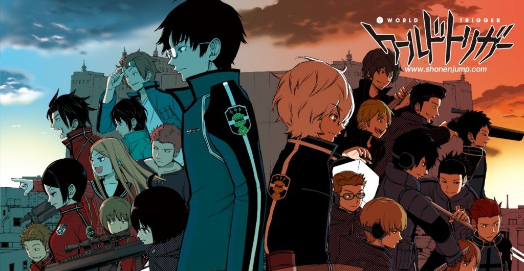 World Trigger Anime, Anime Bleach anime