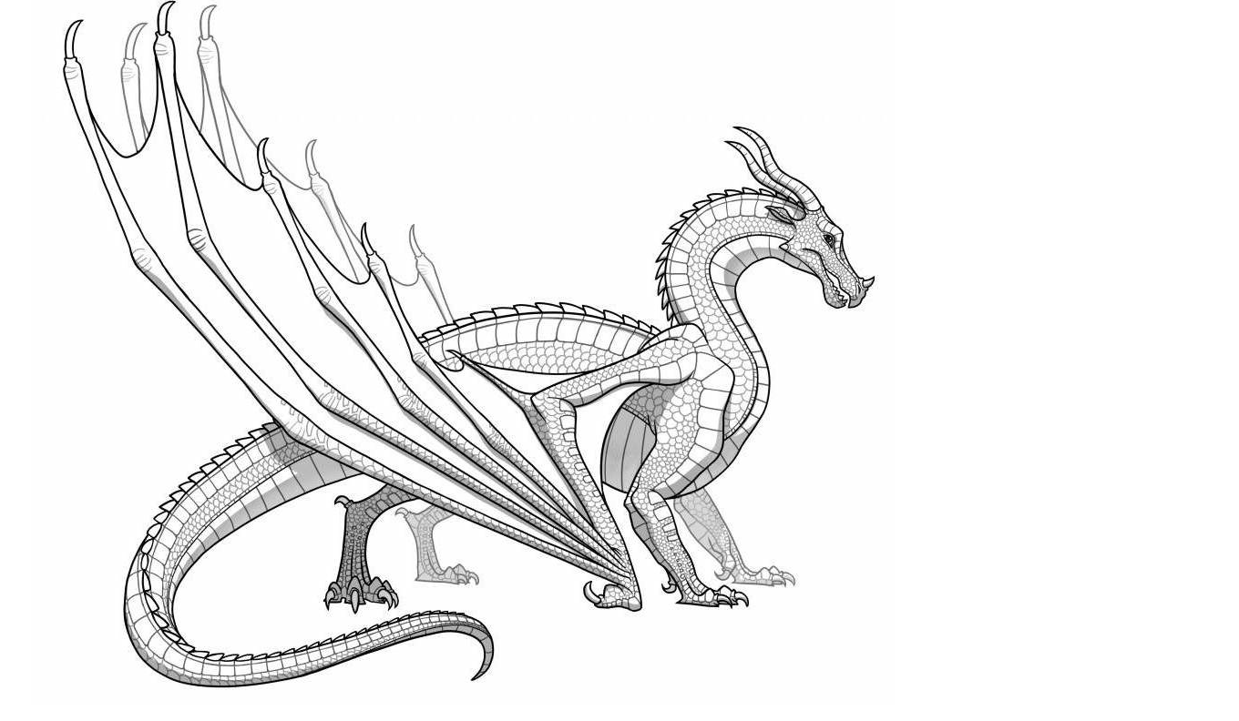 wings of fire coloring pages - image result for wings of fire sky wing ra 39 s board