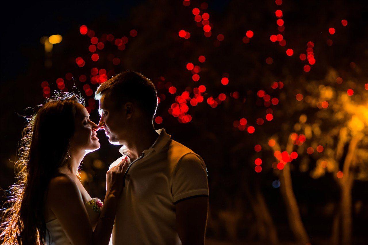 Картинки романтические вечера влюбленных