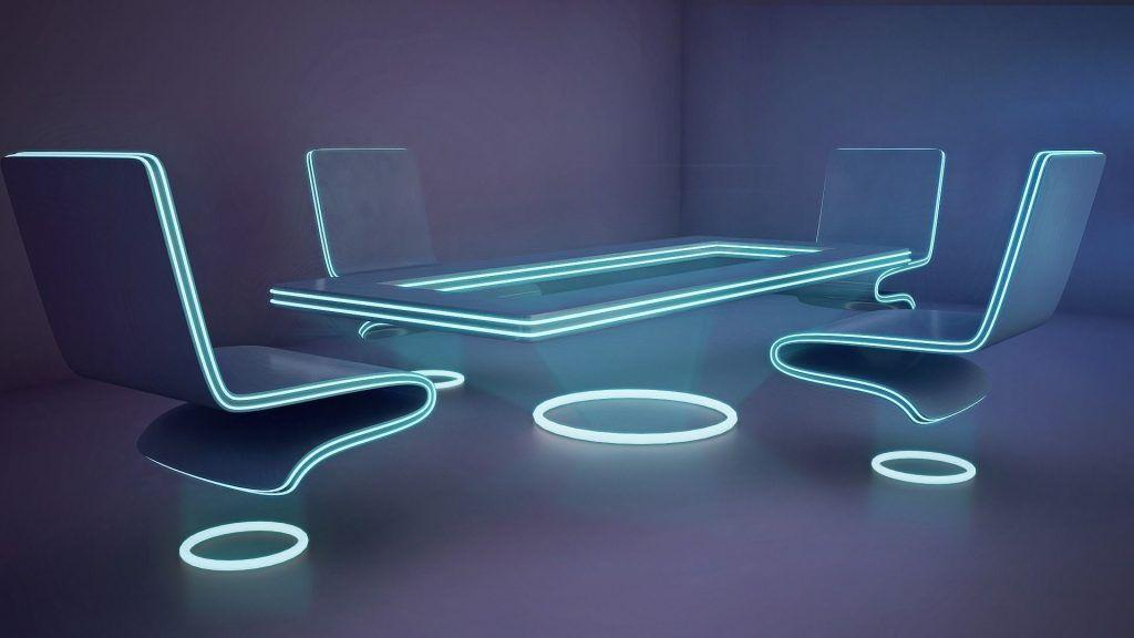 Futuristische Mobel Futuristic Furniture Futuristic Home
