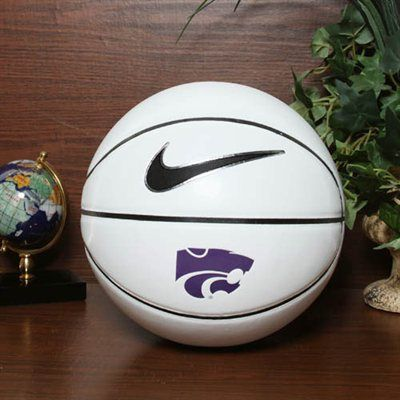 Nike Kansas State Wildcats Autograph Basketball Washington State Cougars Kansas State Wildcats Kansas State