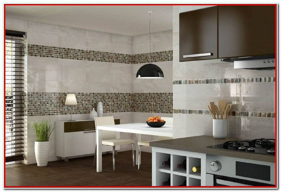 Carrelage Mural Cuisine Moderne With Images Interior Design