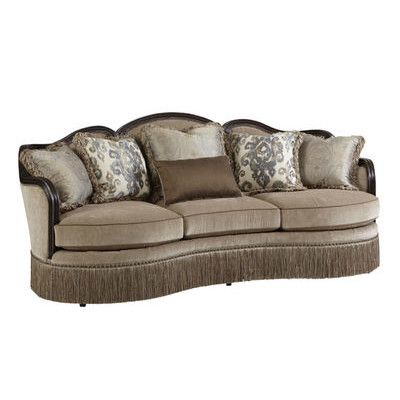 Best Astoria Grand Coven Curved Sofa In 2019 Upholstered Sofa 400 x 300