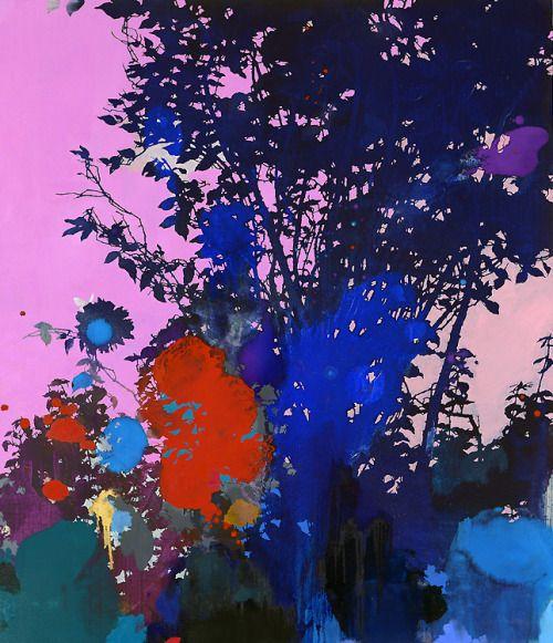 'Pink Evening', 2014 - Henrik Simonsen