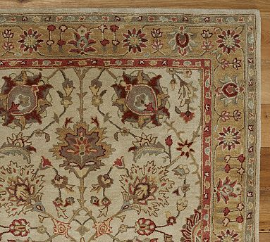 Brant Persian Style Rug From Pottery Barn 9x12 899 With