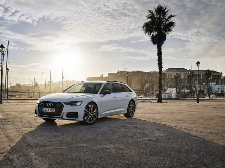 Beautiful Station Wagons Are Called Avant And Are Now Also Electrically Driven Audi Audi A6 Avant Audi A6