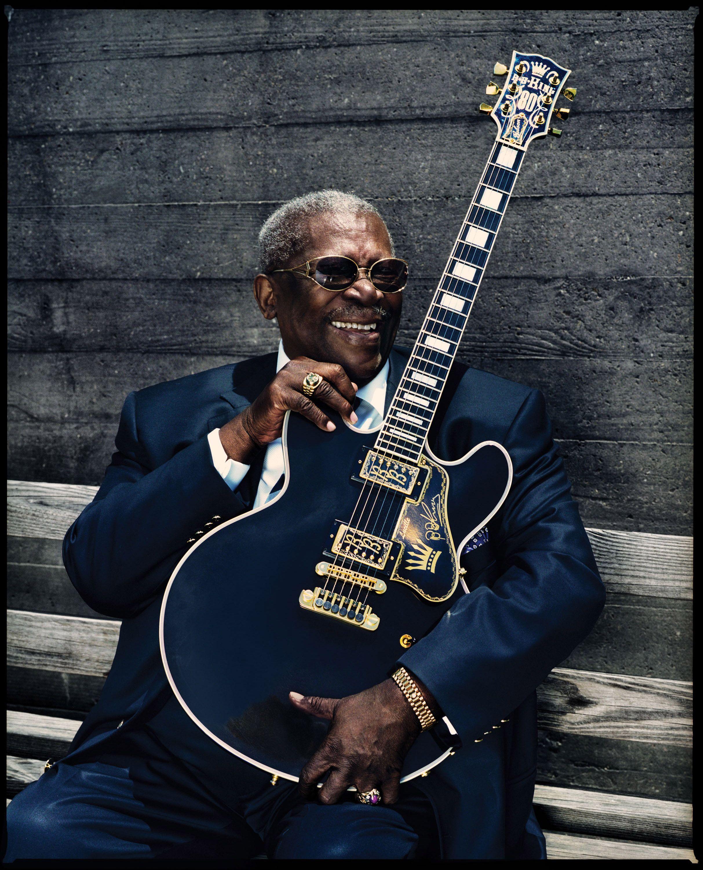 b b king lucille portrait photography music blues music e guitar. Black Bedroom Furniture Sets. Home Design Ideas