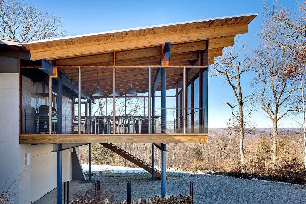 On Location Mid Century Modern House Mid Century Modern Decor