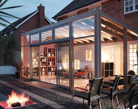Best Modern Conservatory Remodelaciones De Casas Casas De 400 x 300