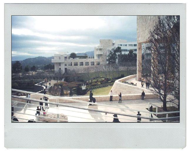 #blogvoyage #losangeles #roadtrip #gettycenter