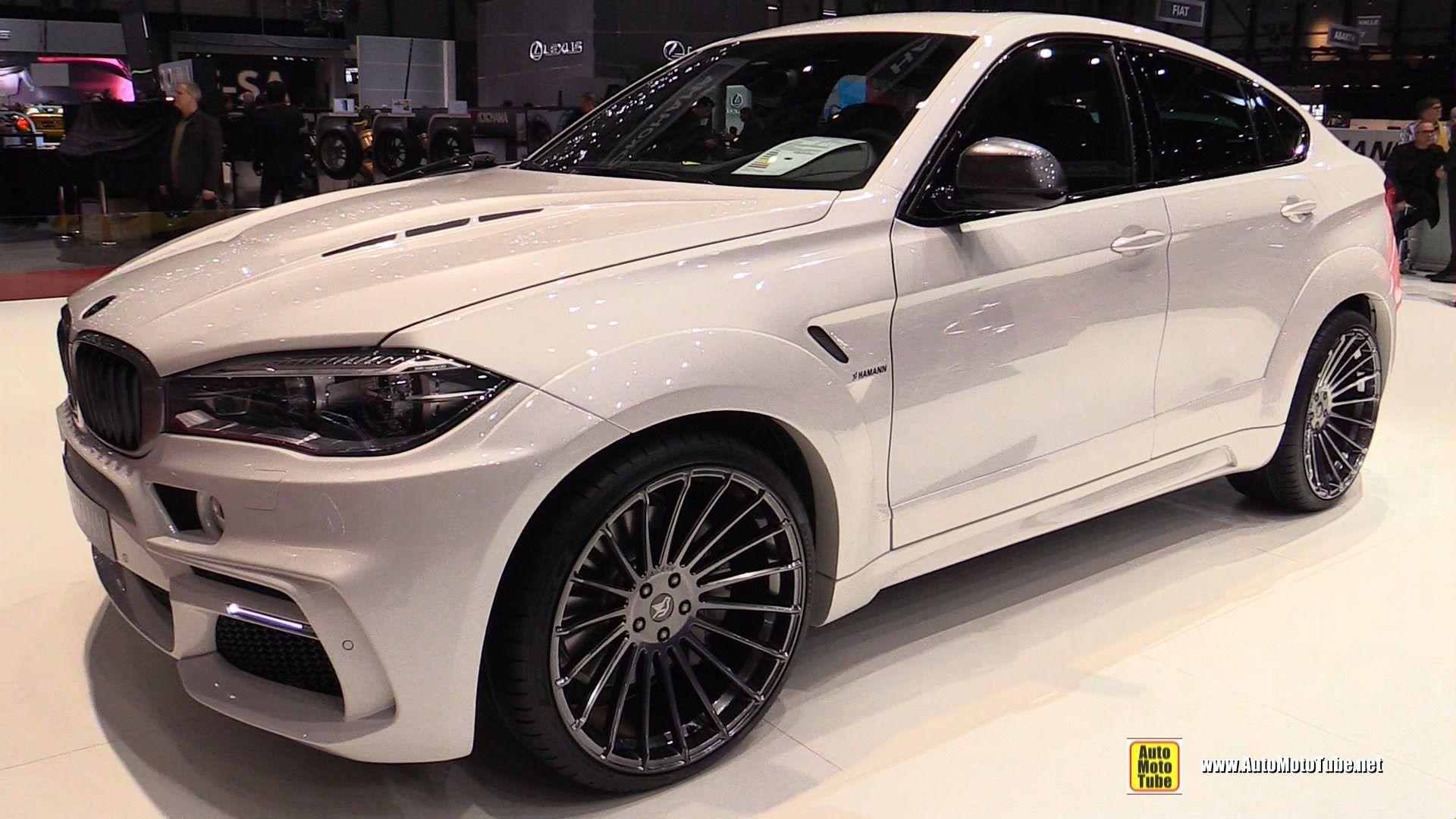 Custom White Bmw X6 M50d By Hamman Dream Cars Wish List