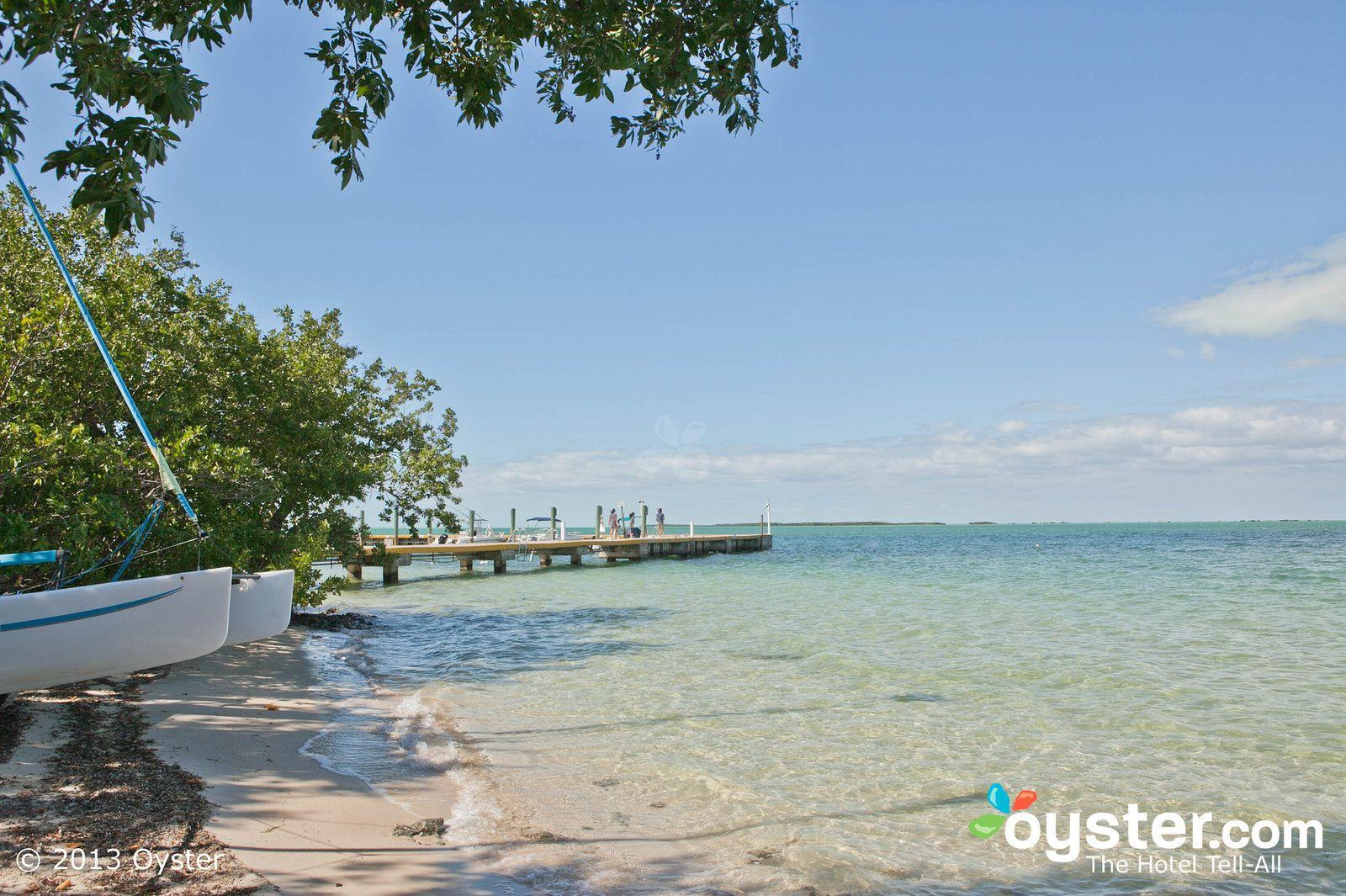key largo beaches fl | Beach at the Hilton Key Largo Resort | Oyster.com -- Hotel Reviews and ...