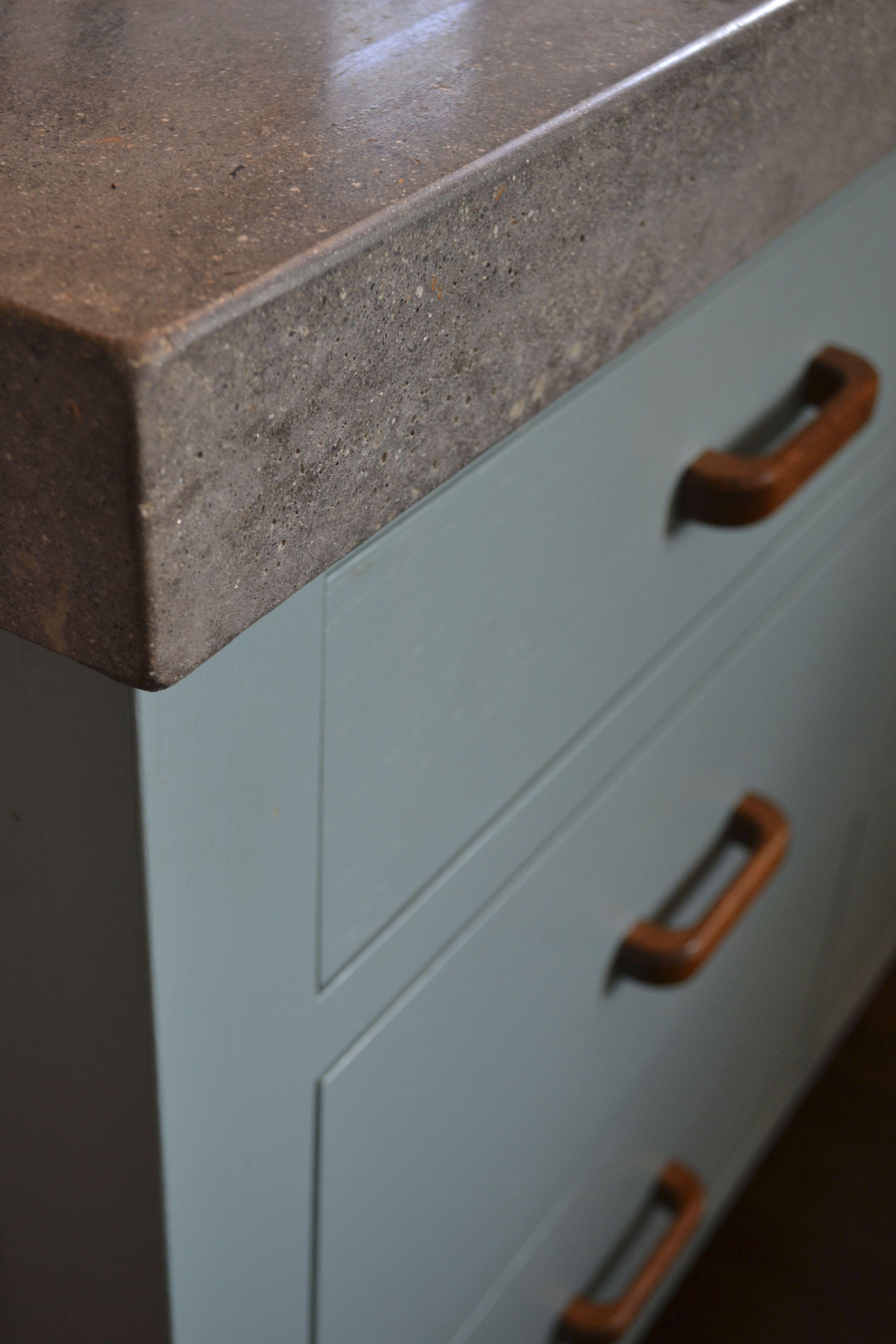 Concrete Countertops Kitchen, Concrete