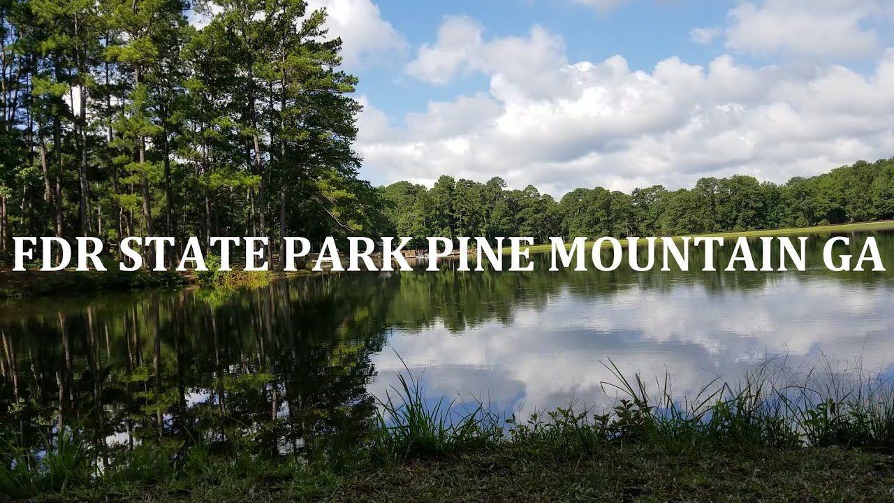 FDR RV Park in Pine Mountain Georgia in 2020 | Pine ...